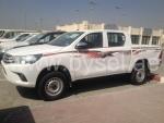 Toyota Hilux Petrol